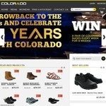 [Click Frenzy] Colorado EOFY Clearance from $29.95 with Free Shipping