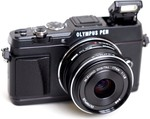 Olympus PEN E-P5 with 17mm F1.8 M. Zuiko Lens & VF4 ($1,075 + $17.50 Delivery) - 23 % off RRP