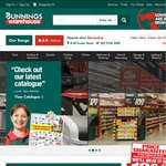 Homelite Electric Hedge Trimmer HHT550 450W $30 @ Bunnings