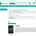 Bookworld - Up to 30% off Selected Books