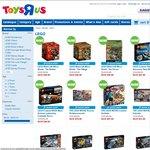 LEGO 20% off at Toys 'R' Us - Including Rarer Sets