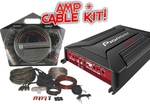 Pioneer GM-A4604 $169.50 (Was $399) 480W 4/3/2Channel Car Audio Amplifier + FULL INSTALL KIT @ Super Cheap Everything