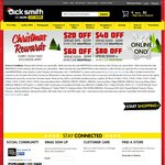 Dick Smith $20 off $99+ Spend, $40 off $300+ Spend
