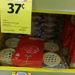 $0.37 Coles 6pk Fruit Mince Pies (Price May Vary Depending on Store)
