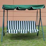 3 Seat Swing Chair Only $83 Plus Postage Deals Direct