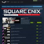 [Steam] Up to 85% off SQUARE ENIX selected titles