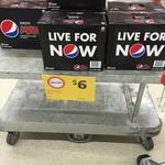 Pepsi Max 30pk Cans $6.00 @ Coles Macquarie NSW