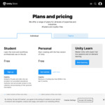 Unity 5 Gaming Engine Full-Featured Personal Edition Now Completely FREE for Everyone (PC/MAC)