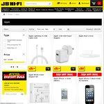 Apple iPhone 4 32GB (White) $179 / Apple iPhone 5 64GB (Black) $429 - JB Hi-Fi