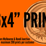 "1cent 6x4"" Prints from digiDIRECT Min 10, Max 200 Per Customer - In-Store Only [MEL+SYD]"