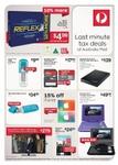 TDK 64GB USB 3.0 Drive $34.99, Lexar 64GB C10 Micro SDXC with Adaptor $39.99 + More @ Australia Post