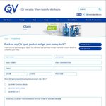 Free after Cashback - QV Sport Products
