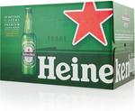7 Day Sale at ALDI - Heineken 24 x 330ml $39.99