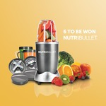Win 1 of 6 NutriBullets from Target