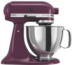 KitchenAid Stand Mixer KSM150 - Boysenberry $549 + FREE SHIPPING @ Your Home Depot