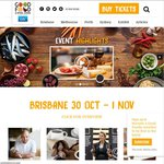 Brisbane 2 Free Tickets to The Good Food and Wine Show 2015, 30 Oct - 1 Nov