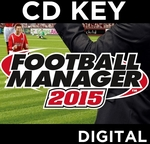 Football Manager 2015 PC CD Key Download for Steam $17.99 @ OzGameShop