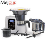 Mejour 10 in 1 Thermo Blender - Silver, $149 + Free Delivery @ oo.com.au (24hr Deal)