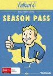 Fallout 4 Season Pass for PC, $29.95 AUD + $6.95 Delivery or Free Pickup @ The Gamesmen