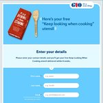 FREE Cooking Utensil from GIO [$0 Delivered]