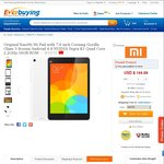 Xiaomi Mi Pad - 16GB, 2GB RAM, Tegra K1, White - $171.04 (Requires New Account) Includes Shipping @ Everbuying