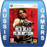 eBay Big Deal: Red Dead Redemption Xbox 360 $59.95 Free Shipping