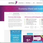 500x $1 12 Month Economy Saver Web Hosting Services ($71.40RRP) and 500x $1 2 Year AU Domain Names ($24.95RRP)