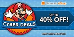 [3DS eShop] Cyber Deals 25-28 Nov 40% off Mario & Luigi PJB, Story of Seasons, Box Boy 1 & 2, 30% off FE Fates, HW Legends