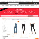 25% off Home Product, Capture, Grace Hill and Emerge @ EziBuy