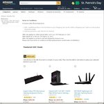20% off Selected Computer & Networking Accessories: (TP-Link, Logitech, NetGear & More)  @ Amazon US