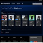 Bloodborne PS4 Complete $34, Old Hunters DLC $13.50 with PSN plus
