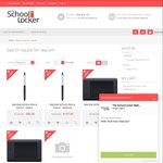 Wacom Intuos Pro Small $187, Medium $237, Large $348 and Intuos Pen & Touch Small $86, Medium $147 @ The School Locker