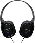 Panasonic RP-HC200 Noise Cancelling on-Ear Headphones - $67 (Were $118) @ Harvey Norman