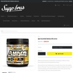APN Essential Aminos $49 + Free 2.2l Bottle + $10 Postage or FREE Postage for Purchases over $97 @ SuppBros