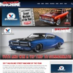 Win a Summernats Festival Experience in Canberra for 2 Worth Up to $7,144 from Bauer Media