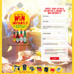 Win 1 of 371 Summer Prizes from Tabasco (With Purchase)