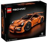 LEGO Technic Porsche 911 GT3 RS 42056 - $305.32 Delivered Target eBay