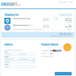 50% off Emsisoft Anti-Malware 1 Year Subscription $28.71 AUD