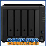 4 Bay Synology DS918+ 4GB DiskStation Scalable Gigabit NAS Unit - $716.10 Delivered @ Computer Alliance eBay