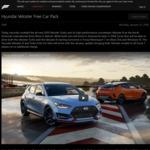 XBOX1 & PC - Forza Motorsport 7 Hyundai Veloster Free Car Pack