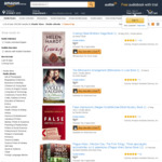 Free Kindle Edition: 500+ Free eBooks Rated 3 Stars & up in Kindle Store @ Amazon AU