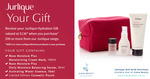 Jurlique Gift with Purchase ($136 Value) When You Spend $99 or More on Jurlique @ Kiana Beauty