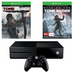 Xbox One 1TB Console & Rise of The Tomb Raider Bundle $199 (Was $379) @ Target (in-Store Only)