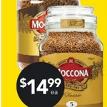 [QLD] Moccona Freeze Dried Instant Coffee 400gm $14.99 @ Drakes