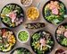 [VIC/NSW] Free Poké Bowl & Duck Burgers from 11AM, 24/4 (Tues.) @ Nosh (Melb.CBD) & Duck In Duck Out (World Sq.) via EatClub