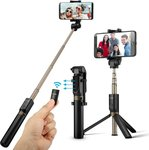 BlitzWolf 3 in 1 Selfie Stick Triptop with Remote Control, $16.99 (+ Shipping) @ Rauhimoo via Amazon AU