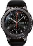 Samsung Gear S3 Frontier Smart Watch - Black $398 ($348 with $50 AmEx Cash Back) @ Harvey Norman