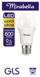 All Mirabella LED Globes 50% off @ Coles (Prices from $3.25)
