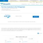 Melbourne - Manila from $288 Return, Oct-Mar @ Cebu Pacific