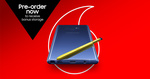 [Pre-Order] Samsung Galaxy Note 9 512GB for The Price of 128GB | Vodafone $60 Red Plan - $98.13 Per Month for 36 Months